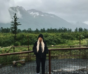 alaska, travel, and vacation image