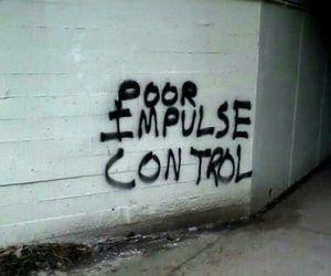 control, graffiti, and grunge image