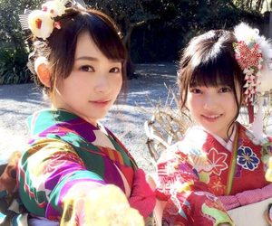 girl, keyakizaka46, and 上村莉菜 image