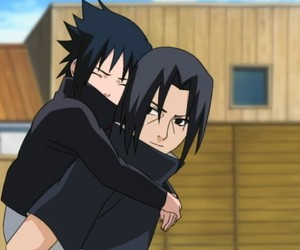 anime, itachi, and naruto image