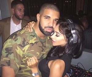 Drake, couple, and drizzy image