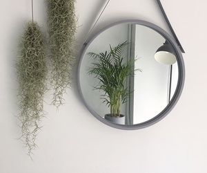 aesthetic, hanging, and mirror image