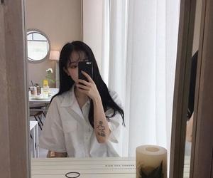 aesthetic, kfashion, and korean image