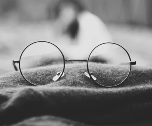 glasses, harry potter, and always image