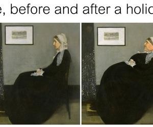 art, funny, and haha image