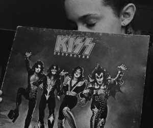 destroyer, gene simmons, and music image