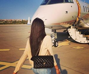 chanel, girl, and luxury image