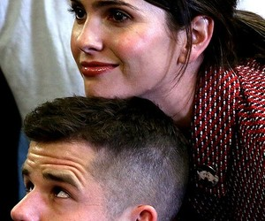 teen wolf, charlie carver, and shelley hennig image