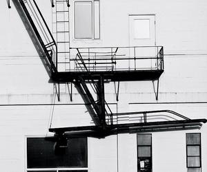 b&w, urban photography, and black & white image