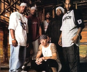 bizarre, d12, and eminem image