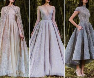 fashion, dress, and moda image