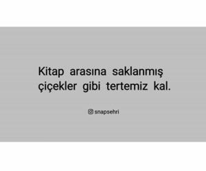 turkish word, türkçe sözleri, and إقتباسات تركية image