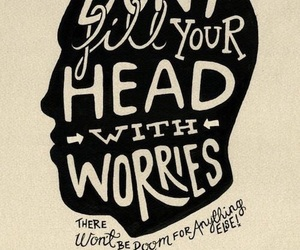 fill, worries, and head image