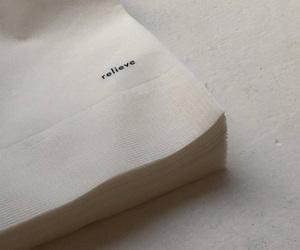 minimalist and soft image