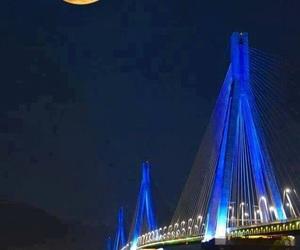 beauty, bridge, and patras image