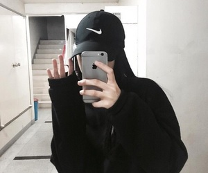 girl, ulzzang, and aesthetic image