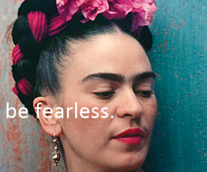fearless, Frida, and kahlo image