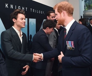 Harry Styles, dunkirk, and prince harry image