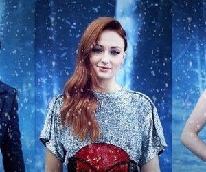 premiere, game of thrones, and sophie turner image