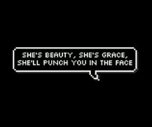 quotes, beauty, and grace image