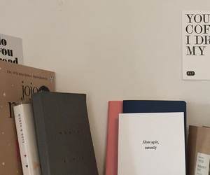 book, aesthetic, and tumblr image