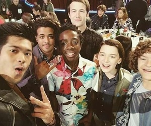 stranger things, 13 reasons why, and ross butler image