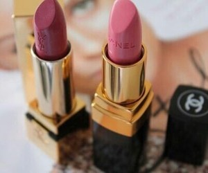 beauty, cosmetic, and lipstick image