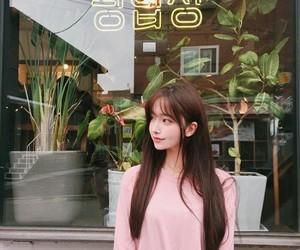aesthetic, kawaii, and korean girl image