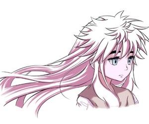 angel, anime, and beautiful image