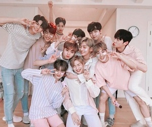 wanna one, produce 101, and daniel image