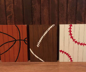 etsy, basketball decor, and father's day gift image