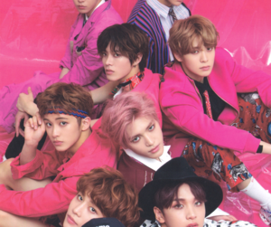 nct 127, johnny, and nct image