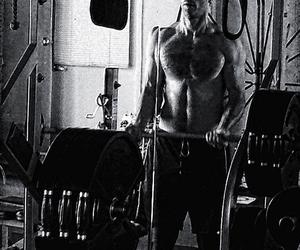 gym, matthew daddario, and alec image