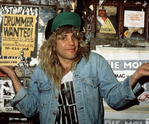 steven adler and Guns N Roses image