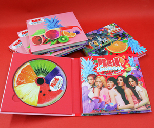 album, colorful, and FRUiTS image