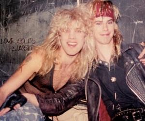 Guns N Roses, duff mckagan, and steven adler image
