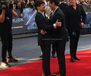 larry stylinson and dunkirk image