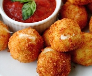 food, delicious, and cheese image