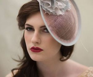 beautiful, lady, and glamour image