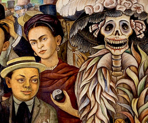 art, dia de los muertos, and empowerment image
