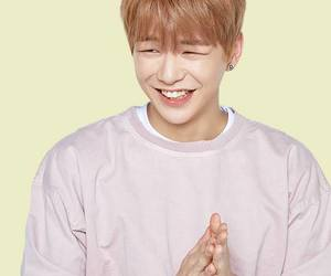 daniel, cf, and wanna one image