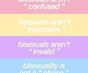 bi, bisexuality, and pride image