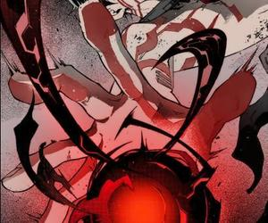 anime, deadman wonderland, and ganta image