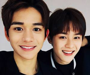 lucas, china line, and nct image