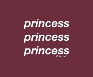 princess, quote, and red image