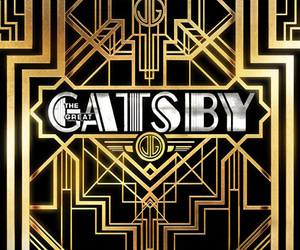 gatsby, the great gatsby, and leonardo dicaprio image