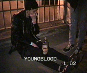 drink, fuck, and young blood image