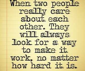 care, hard, and Relationship image