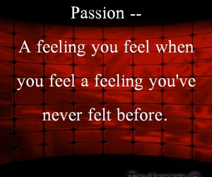 feel, feeling, and passion image