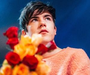 boy, declan mckenna, and flowers image